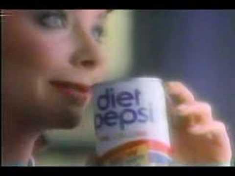 1984 Diet Pepsi Commercial #2