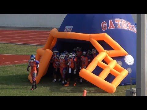 Damatrius Davis Jr North Houston Gators Snoop Youth Football League