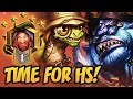 Download Video Download Time For HS! | Wild Pirate Warrior | The Boomsday | Hearthstone 3GP MP4 FLV