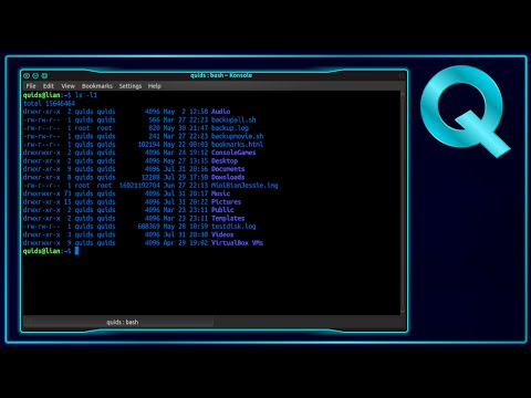 Colored Bash Terminal