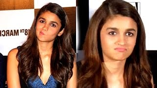 All Alia Bhatt DUMB & CUTE Moments In PUBLIC