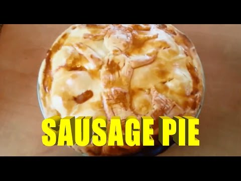 How To Make Sausage Mega Mix Pie