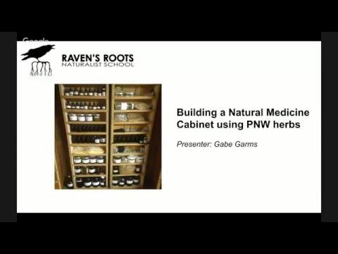 Cascadia Speaks: Building A Comprehensive Natural Medicine Cabinet