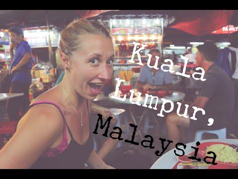 Kuala Lumpur - TRAVEL VLOG - The Adventures of Pip & Tobes