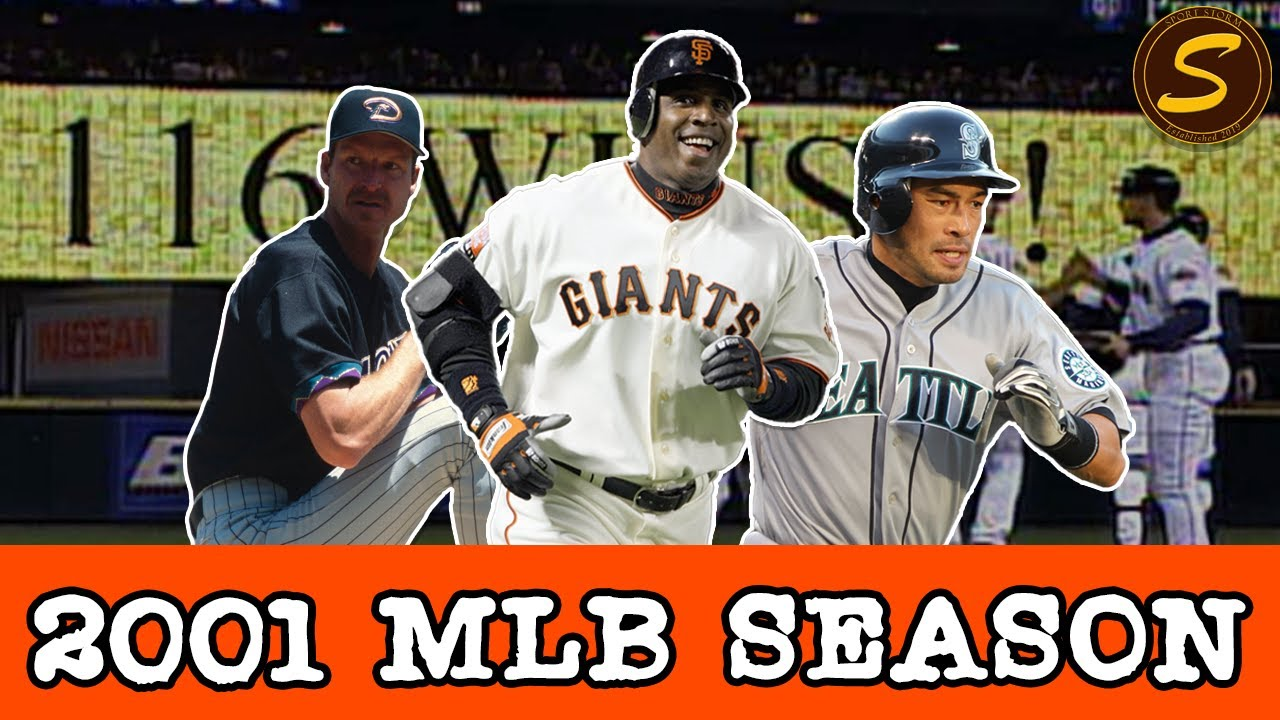 The 2001 MLB Season Was One of the Most Memorable Seasons Ever