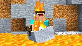 THE OLDEST MINECRAFT TRAP... (Minecraft Trolling)