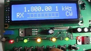 AD9850 Module and Arduinoesque Library - Impulse Noise