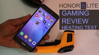Honor 8 lite Gaming Review with Heating Test | Powered by Kirin 655 chipset | 4GB RAM
