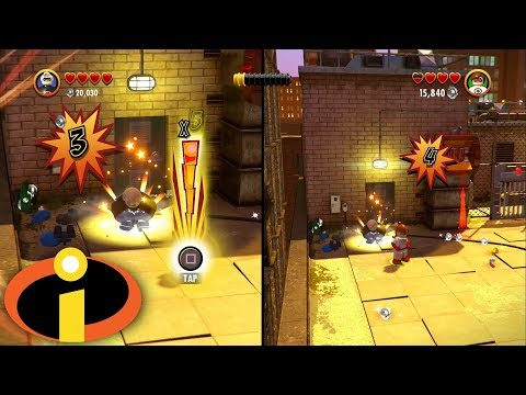 LEGO The Incredibles 2 - Full Co-Op Level