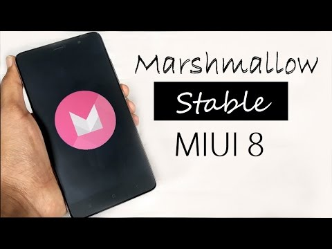 Redmi Note 3 Marshmallow Update Install & Root Official MIUI 8 Global Stable ROM MIUI 8 Marshmallow
