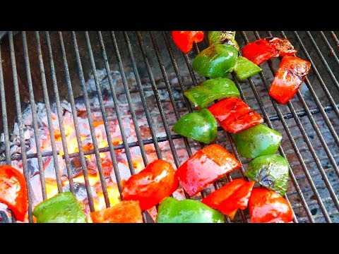 Grilled Bell Peppers Recipe The Easy Way