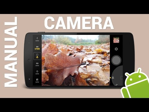Android Manual Camera App Overview