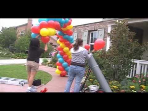Orange County Balloon Arches EverydayFlowers.com
