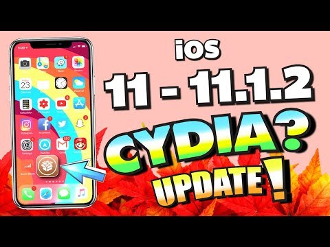 *NEWS* iOS 11 - 11.1.2 Jailbreak CYDIA Update! (DRAMA + When is Cydia Coming?) iPhone, iPad, iPod