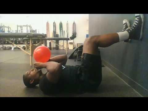 Balloon Breathing Exercise