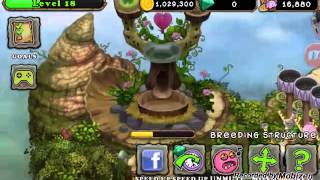 My Singing Monsters How To Breed A Ghazt 100