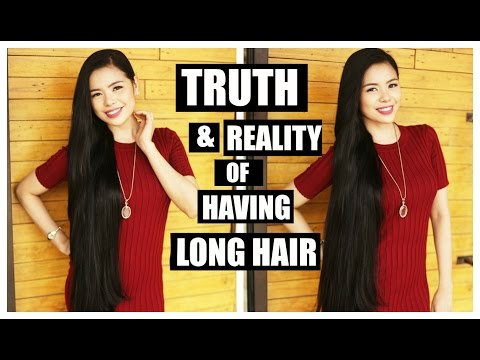 What's It Really Like To Have Long Hair-TIRED OF MY LONG HAIR? Beautyklove