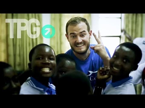 Flying Delta Business Class to Africa for 90k Miles and $5.60   TPGtv Episode 1