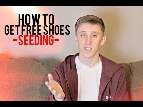 Talk About It Ep. #1 | How To Get Free Shoes / Seeding