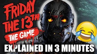 Friday The 13th The Game - Sarcastic Game Review