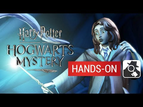 HARRY POTTER: HOGWARTS MYSTERY | Hands-On