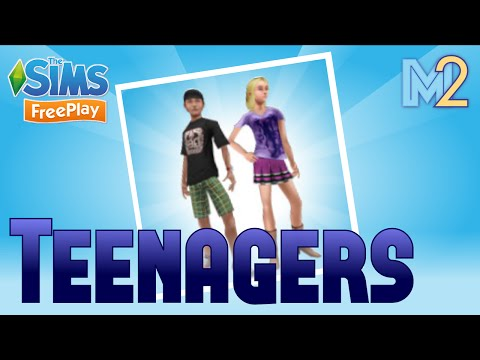 Sims FreePlay - Teen Quest with Hermione Granger (Let's Play Ep 17)
