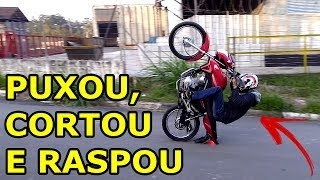 MC Neguin da BRC - Puxou, Cortou e Raspou (VídeoOficial)