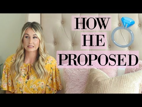 HOW ADAM PROPOSED, HOW WE MET & HOW TO HAVE PATIENCE WITH CHILDREN | Tara Henderson