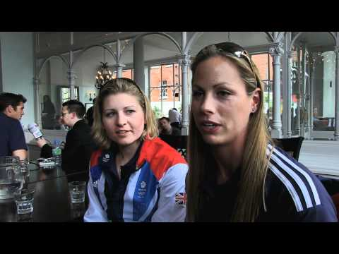 Team GB announce oarsome Rowing squad for London 2012
