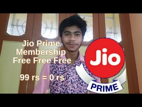 Now Get Jio Prime Membership Absolutely Free Free|How to activate jio prime membership from my jio..