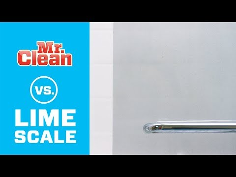 How to Clean Shower Doors | Mr. Clean®