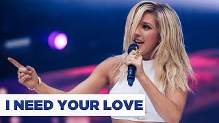 Ellie Goulding - I Need Your Love (Summertime Ball 2014)