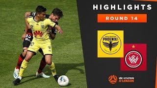 Highlights: Wellington Phoenix v WS Wanderers – Round 14 Hyundai A-League 2019/20 Season