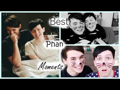 Heart-Melting Phan Moments 2016 *Re-Upload*