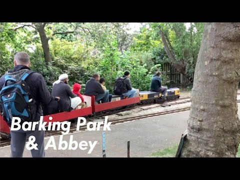 Barking Park & Abbey - 13 May 2017 #AllTheStations