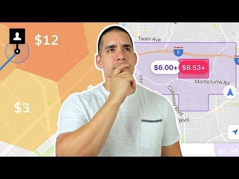 Uber and Lyft's NEW Surge Explained (2018)