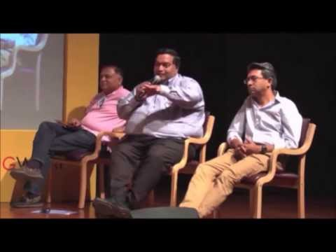 Live Funding at 10,000 Start-ups #StartupRoots, CMRIT Bangalore on 20th April'13