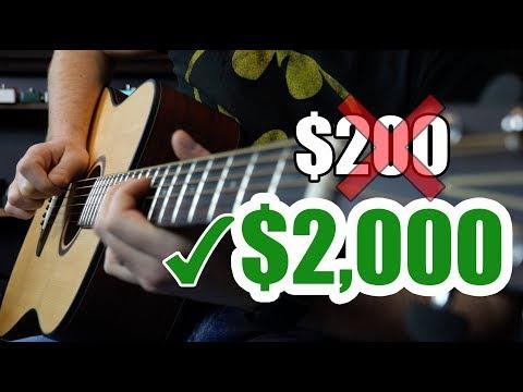 Making a $200 Guitar Sound Like a $2,000 Guitar