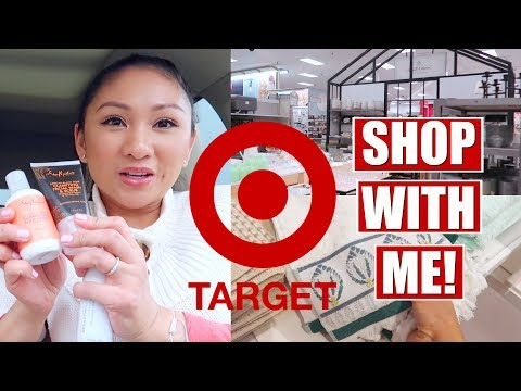 TARGET SHOP WITH ME #2!