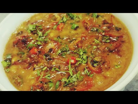Whole Dry Matar Ki Dal Recipe || Easy And Tasty || Sanobar's Kitchen