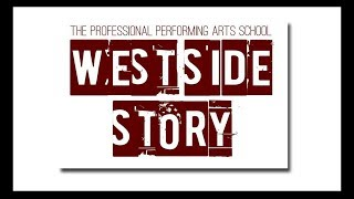 PPAS West Side Story (2018)   Full Performance (HD)