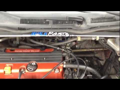 Clutch Master Cylinder How-to