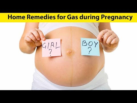 Home Remedies for Gas during Pregnancy ! Gas and Bloating during pregnancy- Healthy ways