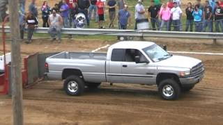 Franklin County Young Farmers Work Stock Diesel Truck Class 2012mpg