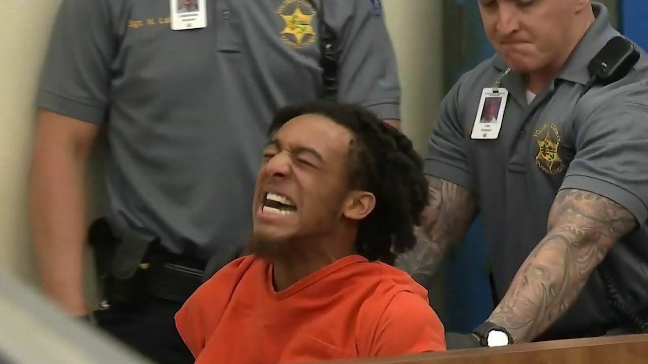 Teen screams during bond hearing