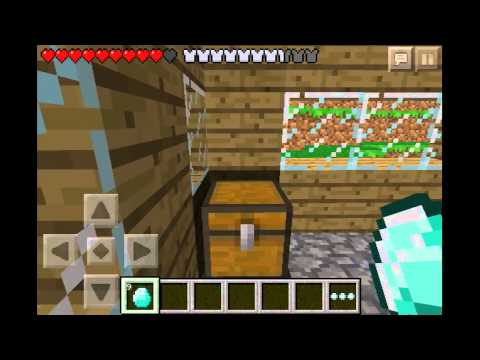 minecraft pocket edition how to duplicate items 0.7.3 - 0.7.4 - 0.7.5 - 0.7.6 - 0.8.1