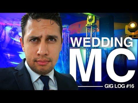 MC / DJ Gig Log: Master of Ceremony | Hosting a Wedding / Party