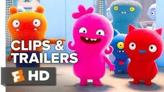 UglyDolls ALL Clips + Trailers (2019) | Fandango Family