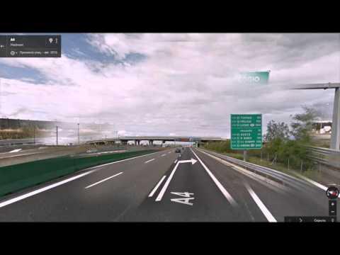 Часть 28.  Дорога Милан -Турин.  Part 28.  Road Milan - Turin.