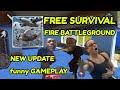 Free Survival Fire Battleground New Update Gameplay    New Indian Game Like Pubg    Technotimeindia